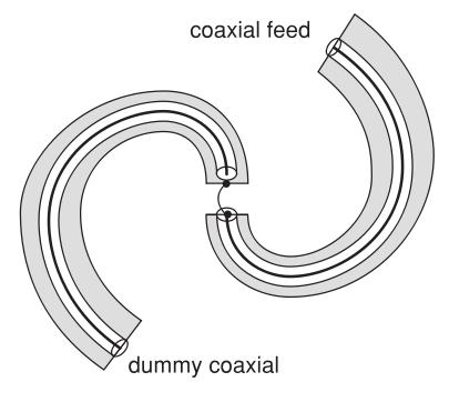 Archimedean Spiral Antenna w/RTLSDR